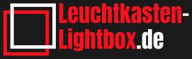 Leuchtkasten Lightbox Logo